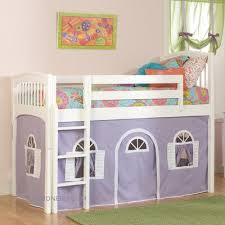 Childrens Bunk Bed With Slide Luxury Kids Playhouse Loft Bed