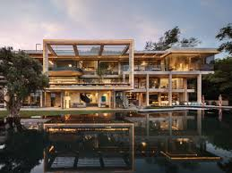 100 Modern Houses Los Angeles Villa Sarbonne ARYA CA 2018 Design Awards