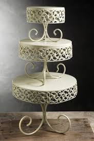 Tiered Cake Stand Set Of 3