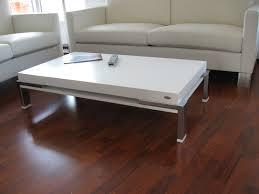design couchtisch k 111 weiß chrom carl svensson tisch wohnzimmertisch design impex