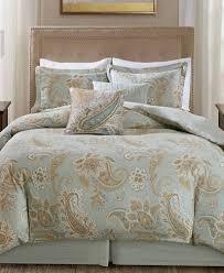 Harbor House Sienna Paisley Print forter Sets Bedding