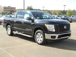 100 Nissan Titan Truck New 2019 For Sale At GrayDaniels North VIN