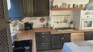 relooker une cuisine rustique en moderne meilleur relooking cuisine rustique mobilier moderne