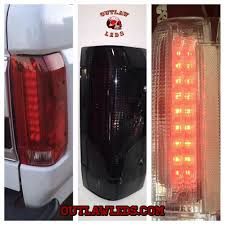 OBS Tail Lights 87-97   For My Truck   Pinterest   Tail Light 2010 Ford F150 Platinum Outfitted By Swpscom From Ambulance With Red And Yellow Strobe Lights Lit In The Dark On Led Strobe Lights Warning Onlineledstorecom Signal Vehicle Hot Shot 2 Rotating Beacon Dash Light 1185 Star Systems Emergency Kelsa Beaconsstrobes Lighting 24 Led For Trucks Jeep Suv Cars 12v Universal Amber What Do You Know About Emergency Vehicles State Of Bars Mini 4 Inch Round Truck Tail