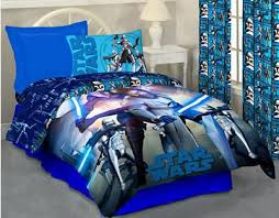 star wars jedi bedding set collection in twin and full size bed in