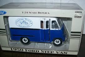 100 Vintage Truck Magazine Buy 1 24 1950 Ford Step Van Online EBay