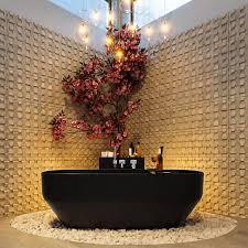badewanne mineralwerkstoff serie 170 cm schwarz matt 205 liter