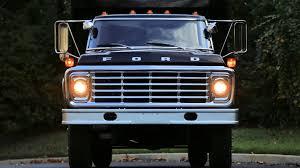1977 Ford F750 Dump Truck | G158 | Kissimmee 2017
