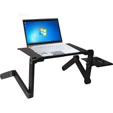ordinateur portable de bureau table pour pc portable bureau d angle moderne lepolyglotte