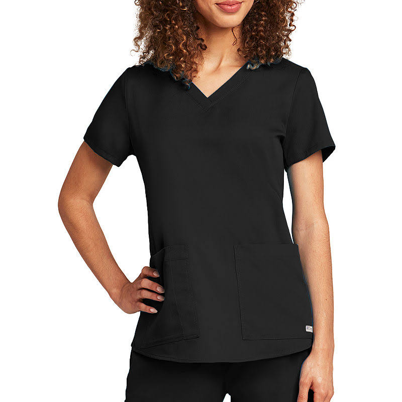 Grey's Anatomy Women's V-Neck Scrub Top