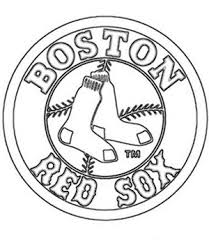 Inspirational Design Ideas Boston Bruins Logo Coloring Page Red Sox Pages
