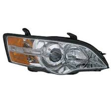 subaru legacy 2006 2007 right passenger side replacement headlight