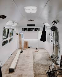 100 Inside Airstream Trailer Before After An In Seattle Gets A