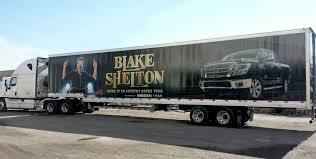 100 Truck Songs Blake Shelton Joins Nissan Family