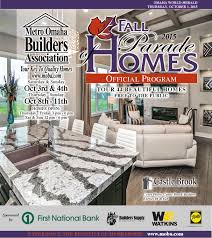 Rbc Tile Stone Of Iowa by 2016 Fall Parade Of Homes By Omaha World Herald Issuu