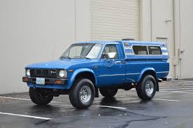 100 1980 Toyota Truck Super Clean Pickup Offroad For Sale