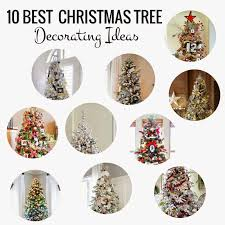 Best Decorating Blogs 2014 by Anna And Blue Paperie 10 Best Christmas Tree Decorating Ideas