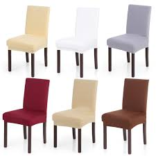 Spandex Stretch Chair Covers Elastic Soft Milk Silk Washable Chair Seat  Cover For Dining Room Wedding Banquet Party Hotel Chair And Ottoman  Slipcovers ... Seat Covers Ding Room Chairs Large And Beautiful Photos Ding Rooms Set Oak Chairs Wonderful Chair Covers Target How To Make Simple Room Casual Upholstered Peach Pastel Fabric A Kitchen Cover Doityourself 10 Inspired Wedding Amazing Design Table For Small Spaces Modern With Ties 3pcs Car 5 Seats Breathable Linen Pad Mat Auto Cushion Stretch Slipcovers Soft Protectors For