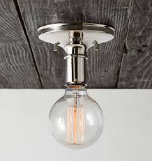 eastmoreland bare bulb semi flush rejuvenation