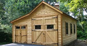 1 Car Prefab Garage Horizon Structures e Car Garage Door Siding