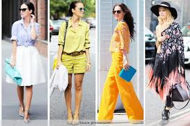 Summer Street Style Trend
