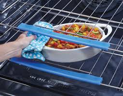 Silicone Oven Rack Guards Set of 2 from Collections Etc