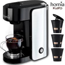 Homia Single Serve Coffee Machine