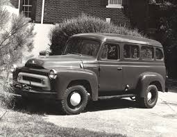 100 1957 International Truck From The Archives Travelall Hemmings Daily