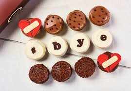 Breaking Up Is Hard To Do But Weve Made It Easier With Yes The Break Box Say Good Bye A Gift Of 12 Delicious Cupcakes