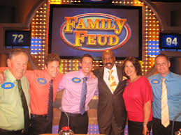 Vancouver Family Competes On 'Family Feud' | The Columbian Steve Harvey Host Of Family Fued Says Nigger And Game Coestant Ray Combs Mark Goodson Wiki Fandom Powered By Wikia Family Feud Hosts In Chronological Order Ok Really Stuck Feud To Host Realitybuzznet Northeast Ohio On Tvs Celebrity Not Knowing How Upcoming Daytime Talk Show Has Is Accused Wearing A Bra Peoplecom Richard Dawson Kissing Dies At 79 The