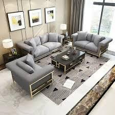 sofa polster sitz garnitur leder wohnzimmer sofas set
