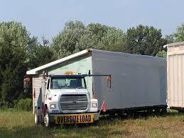 Mobile home set up