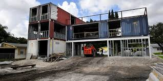 104 How To Build A Home From Shipping Containers Florida Rchitect Constructing Report Fox News