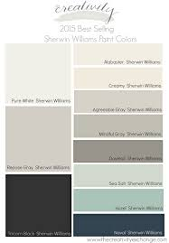 Top Living Room Colors 2015 by 2015 Best Selling And Most Popular Sherwin Williams Paint Colors