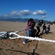Corporate Youth Group Team Building Los Angeles CA