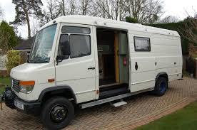 Mercedes Benz Vario 814D LWB Expedition Overland Camper Van ...