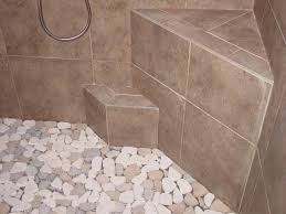 new replacing shower floor tile creative tile and marble