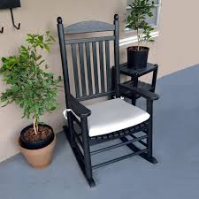 Padded Black Outdoor Rocking Chairs — All Modern Rocking Chairs ... Hampton Bay Black Wood Outdoor Rocking Chairit130828b The Home Depot Garden Tasures Chair With Slat Seat At Lowescom Amazoncom Casart Indoor Wooden Porch Chairs Lowes White Patio Wicker Rocker Wido 3 Piece Set 2 X Black Rocking Chair And Table Garden Patio Pool Ebay Graphics Of Imposing Walmart Recliner Sale Highwood Usa Lehigh Recycled Plastic Inoutdoor 3pc Set With Cushion Shop Intertional Concepts