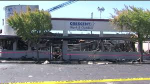 Owner Reacts To Losing His Business To Large Fire In Modesto   FOX40