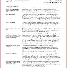 Summary On A Resume Examples Professional Clean Qualifications For