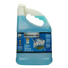pledge 128 oz commercial line multi surface floor cleaner 4 pack