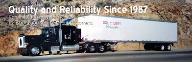 100 Trucking Companies In El Paso Tx Welcome To Southwest Freight Lines Company History