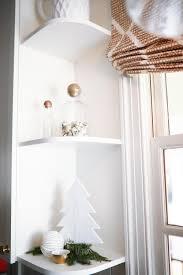 White Flocked Christmas Tree Walmart by White Gold Christmas Decor U2014 Living With Landyn