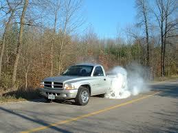My 2003 Dodge Dakota R/T Burnout In 2005. | Dodge Dakota | Dodge ...