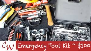 Emergency Car/Jeep On/Off-Road Toolkit Under $100 - YouTube Roadside Assistance Auto Emergency Kit First Aid Inex Life How To Make A Winter For Your Car Building Or Truck Ordrive News And With Jumper Cables Air Hideaway Strobe Lights Automotives Blikzone 81 Pc Essentials Amazoncom Lifeline 4388aaa Aaa Excursion Road 76piece 121piece Compact Kit4406 The Home Depot Cartruck Survival 2017 60 Piece Set Deal Guy Live Be Ppared With Consumer Reports