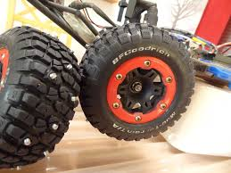 100 Homemade Rc Truck RC Car Studded Tires 4 Steps With Pictures