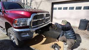100 Build My Dodge Truck Overland Update 5 Westin Winch Plate And XBull