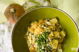 Pumpkin Risotto Recipe Vegan by Pumpkin Risotto With Zucchini And Kale Flymetothespoon