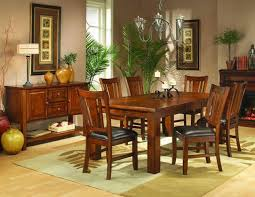 Wooden Dining Furniture Indoor Plants And Room Decorating Accessories In Yellow Color Shades