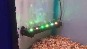 led multi colour bar
